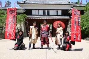 Ueda-Castle-Cherry-Blossom-Festival-2