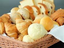 Breads-(Croissants, Chocolate Danish, Butter Roll, Bread, Raisin Bread)-prince-hotel